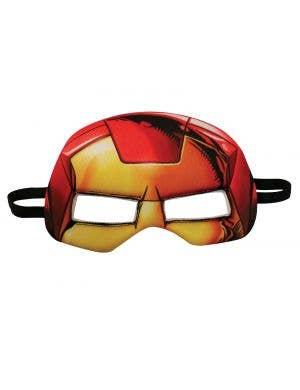 Officially Licensed Avengers Iron Man Kids Mask