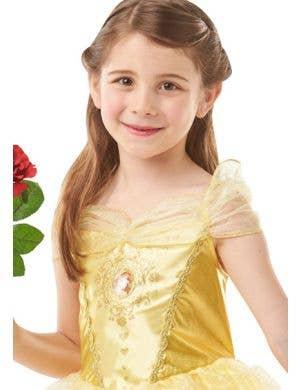 Belle Gem Princess Girls Disney Book Week Costume