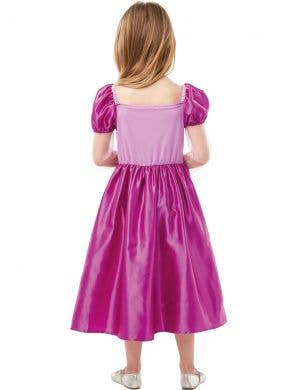 Rapunzel Gem Princess Girls Disney Book Week Costume