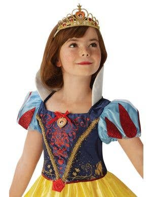 Story Teller Snow White Girls Disney Princess Costume