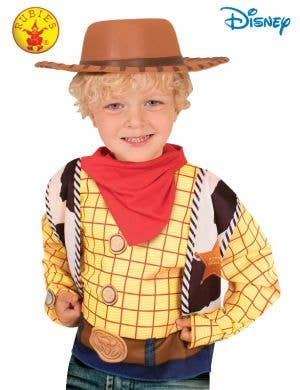 Toy Story 4 Officially Licensed Boy's Woody Cowboy Hat