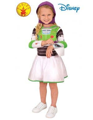Miss Buzz Lightyear Girl's Deluxe Toy Story Costume