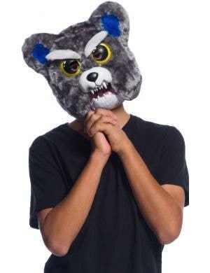 Feisty Pets - Sammy Suckerpunch Kids Moving Costume Mask