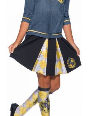 Harry Potter - Hufflepuff Girls Costume Skirt