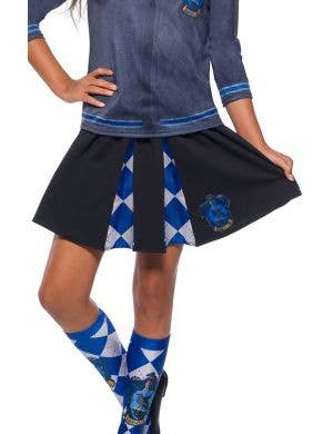 Harry Potter - Ravenclaw Girls Costume Skirt