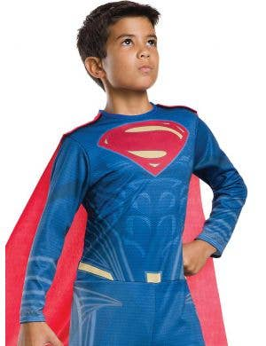 Superman Boy's Dawn of Justice Fancy Dress Costume