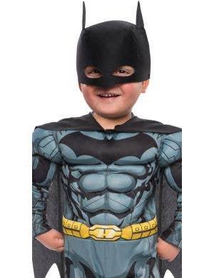 Batman Muscle Chest Toddler Boys Costume