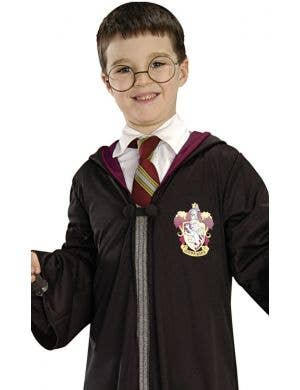 Harry Potter Gryffindor Robe Kids Costume Accessory Kit