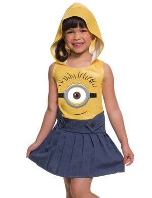 Girl's Despicable Me - Minion Costume