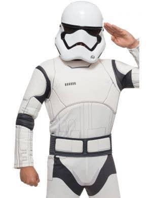 Force Awakens Stormtrooper Deluxe Kids Costume