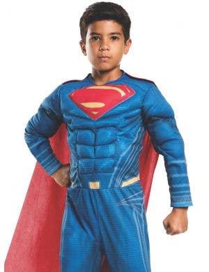 Dawn Of Justice Superman Boys Book Week Costume
