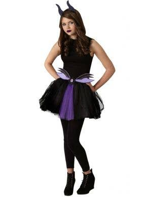 Maleficent Disney Teen Girl's Costume