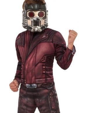 Star-Lord Guardians of the Galaxy Boy's Costume