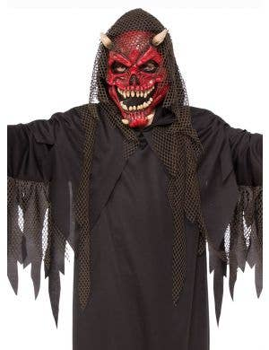 Hell Raiser Boys Evil Demon Halloween Costume