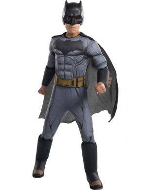 Batman Justice League Boys Muscle Chest Superhero Costume