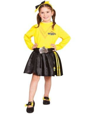 The Wiggles - Emma Wiggle Girl's Black Skirt