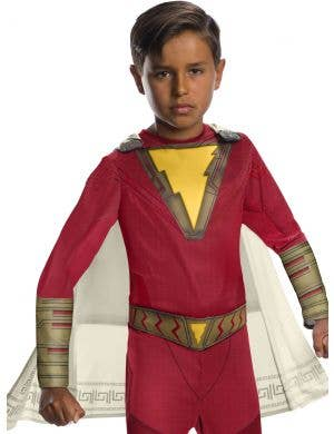 Shazam! Boys DC Comics Superhero Costume