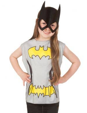 Batgirl Dress Up Girl's Superhero Costume Set