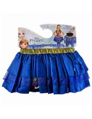 Disney Frozen Girls Dark Blue Anna Tutu Skirt