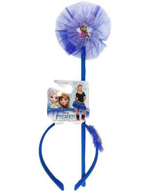 Frozen Anna Headband and Wand Costume Accessory Kit