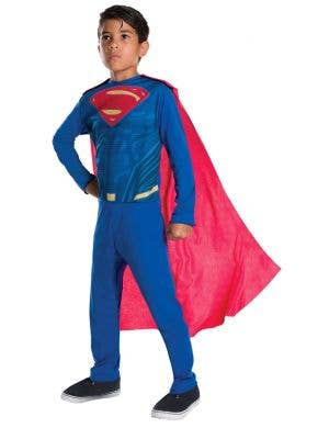 Supeman Justice League Boys DC Comics Book Week Costume