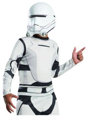Flame Trooper Star Wars Boys Fancy Dress Costume