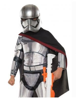 Star Wars - Captain Phasma Girls Fancy Dress Costume