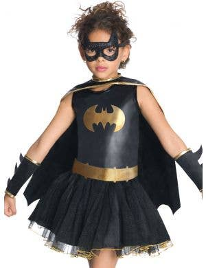 Batgirl Girls Tutu Superhero Book Week Costume