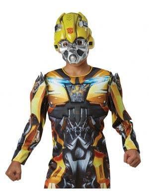 Transformers - Bumblebee Deluxe Boys Costume