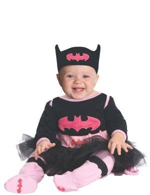 DC Super Friends Batgirl Infant Costume