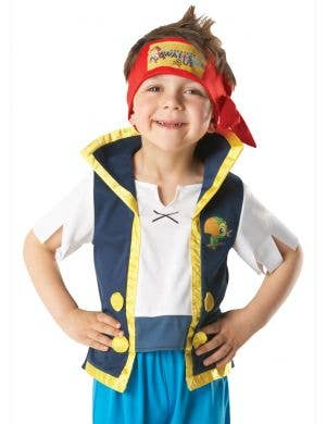 Jake The Never Land Pirate Boys Book Week Costume