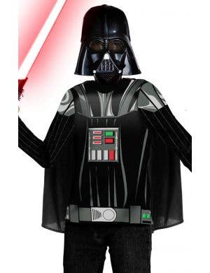 Darth Vader Boy's Star Wars Costume Kit