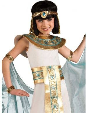 Egyptian Queen Cleopatra Girls Book Week Costume