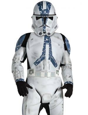 Clone Trooper 501st Legion Star Wars Kids Costume