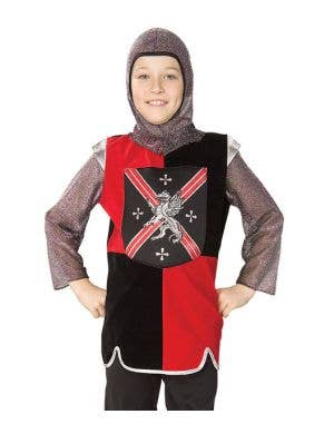 Knight Boys Renaissance Costume