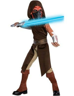 Plo Koon Boys Clone Wars Costume