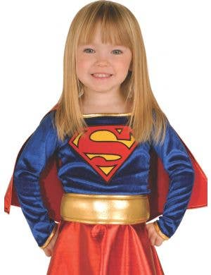 Supergirl Toddler Girls DC Superhero Costume