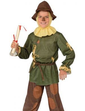 Wizard Of Oz - Boys Scarecrow Costume