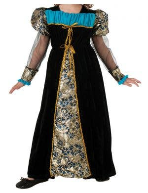Camelot Princess Girls Fancy Dress Costume