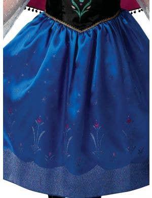 Frozen Anna Girls Disney Book Week Costume