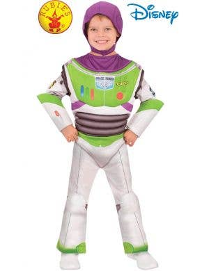 Buzz Lightyear Boys Deluxe Toy Story Costume