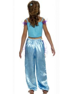 Arabian Princess Girls Jasmine Book Week Costume