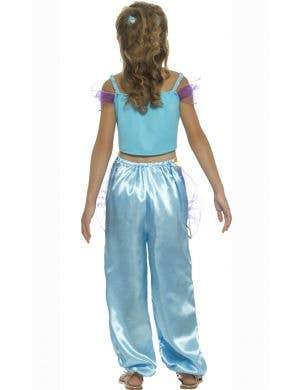 Arabian Princess Girls Jasmine Book Week Costume