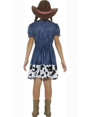 Texan Cowgirl Kids Wild West Book Week Costume