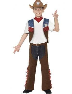 Texan Cowboy Kids Book Week Costume