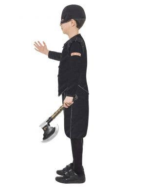 Horrible Histories - Medieval Executioner Boys Costume