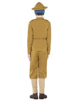 WW1 Army Boy Fancy Dress Costume