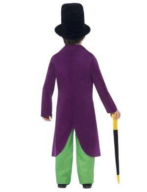 Willy Wonka Boys Book Week Costume