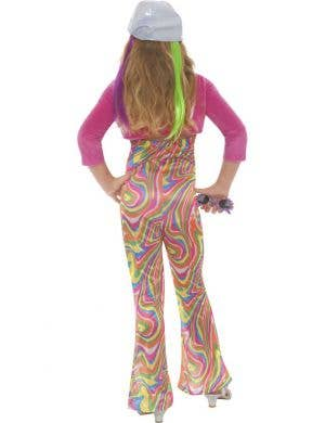 Groovy Glam Girl Fancy Dress Costume