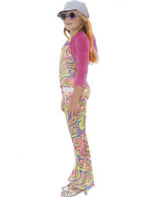 Groovy Glam Girl Fancy Dress Costume